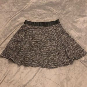 H&M Divided mini skater skirt